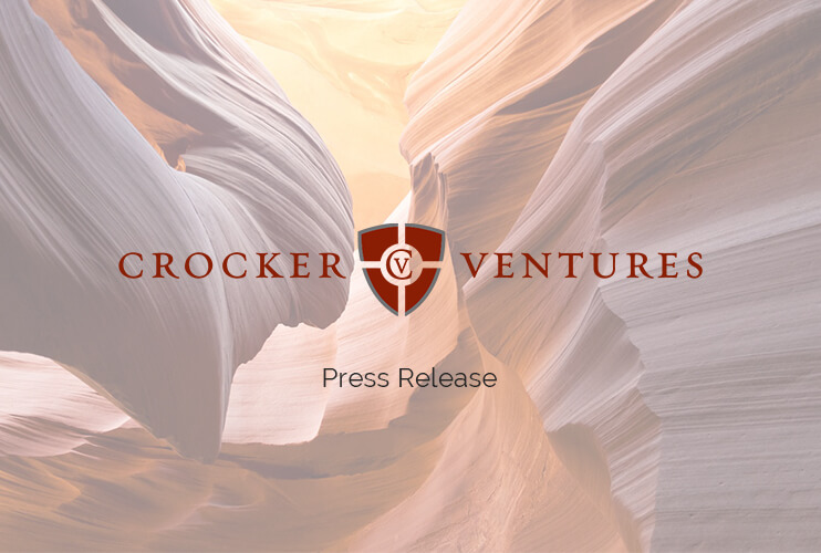 Crocker Ventures Press Release